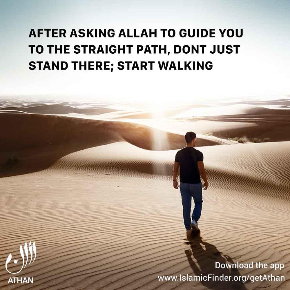 Guidance of Allah