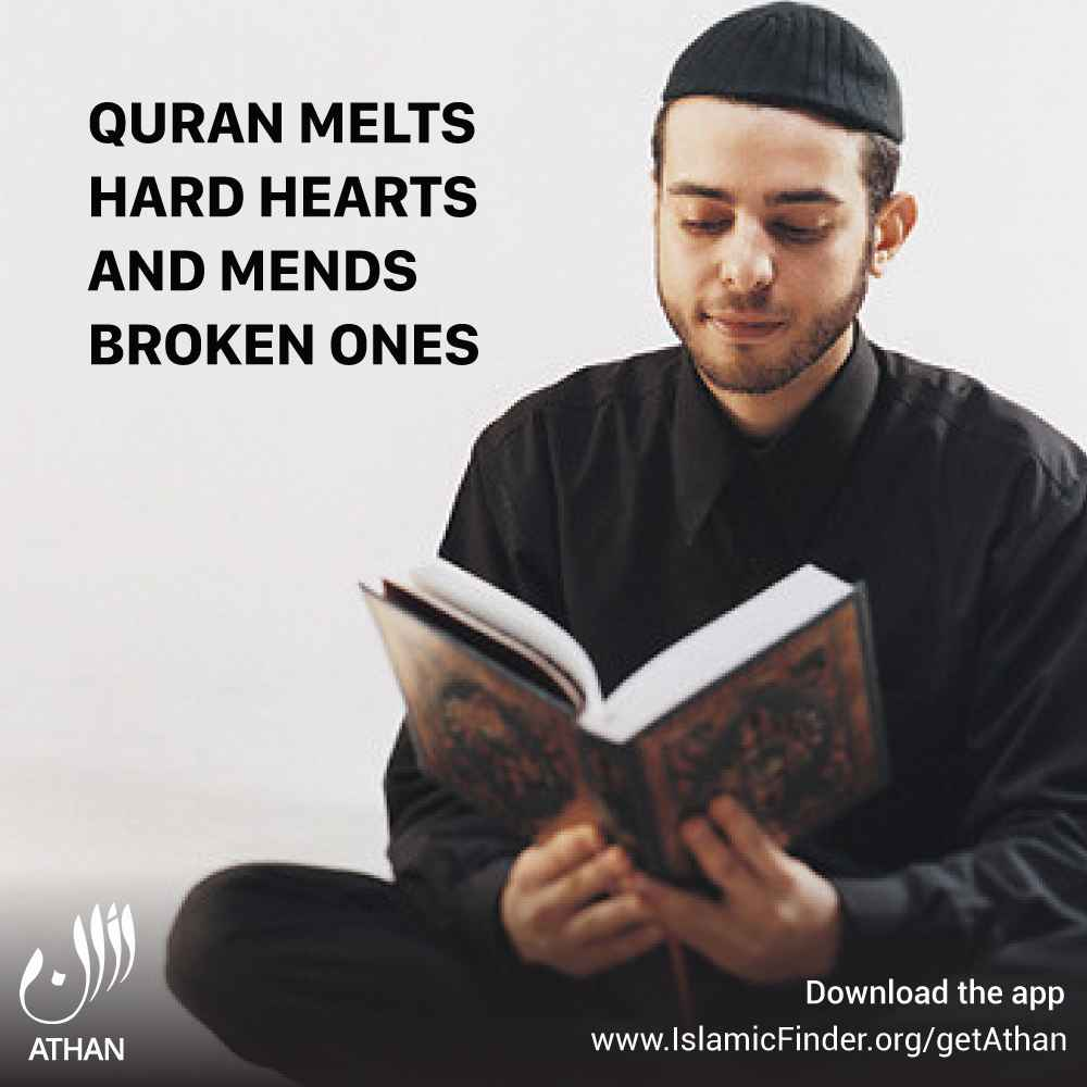 Quran is a complete source of guidance