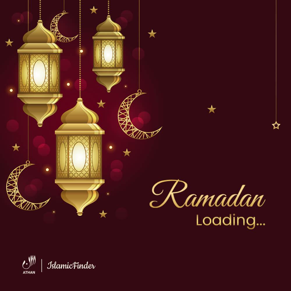 Ramadan Mubarak -Better days are coming