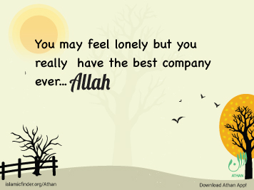 Allah is the best companion