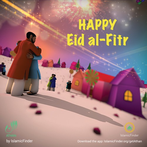 Happy Eid al Fitr