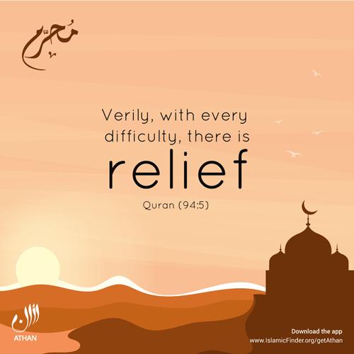 Relief from belief