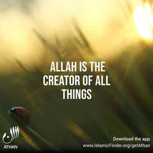 Al khaliq (The Creator)