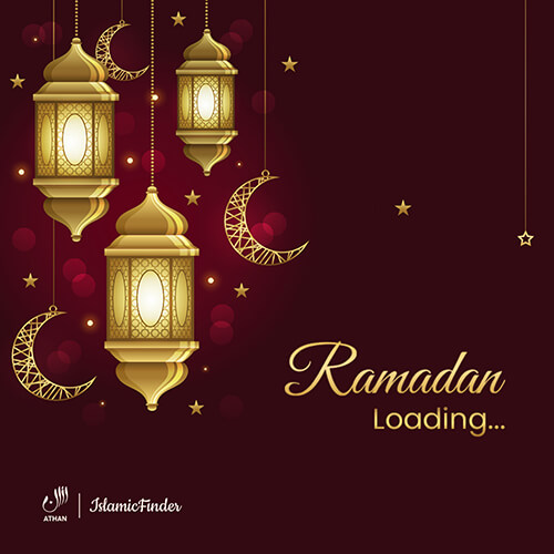 Ramadan Mubarak -Better days are coming