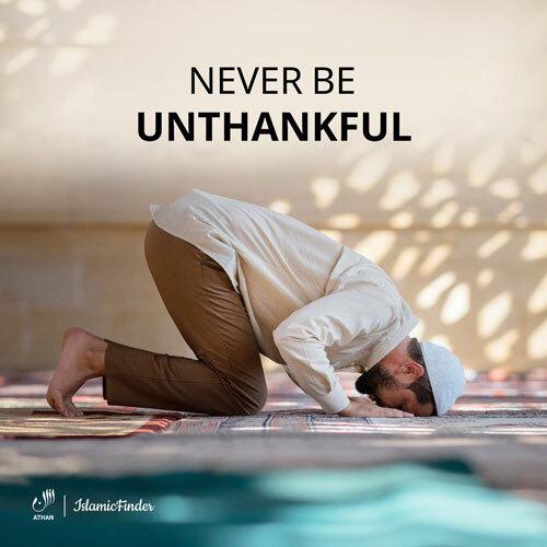Be Grateful!