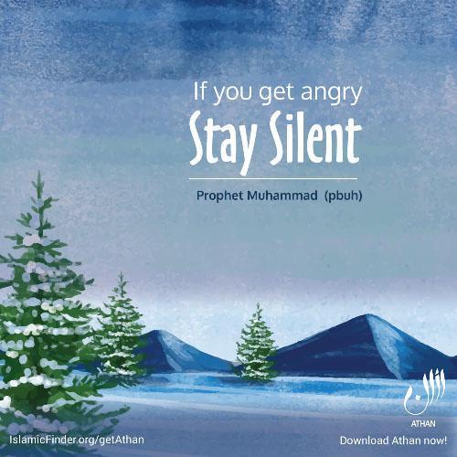 Silence is wisdom