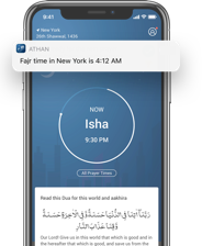 Prayer Times Today, Salat Time, Namaz and Azan Timings | IslamicFinder