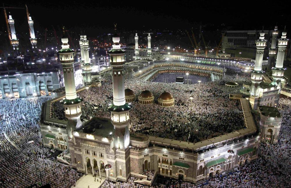Famous Mosques Around The World